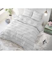 """Amira White"",  220x240 puuvillasegust 3 osaline voodipesukomplekt"