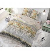 """Monica Taupe"",  200x220 cm,  puuvillasegust, 3 osaline voodipesukomplekt"