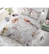 """""""Lovely Flowers White""""  puuvillane voodipesukomplekt, 200x220 cm, 3 osaline"""