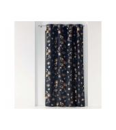 Kardin 140x260 cm, BLOOMY Navy Blue Gold, pakis 1 kardin