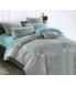 Kahepoolne voodipesukomplekt 160x200 3-osaline , 100% puuvillasatiin