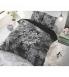 """Jady Anthracite""  puuvillane voodipesukomplekt, 200x220 cm, 3 osaline"