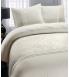 Brussel Cotton Creme voodipesu puuvillane 240x220 3-osaline